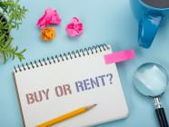 Affittare o comprare casa? Questo il dilemma.