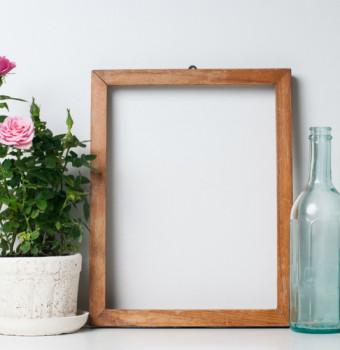 Come decorare casa con bottiglie di vetro