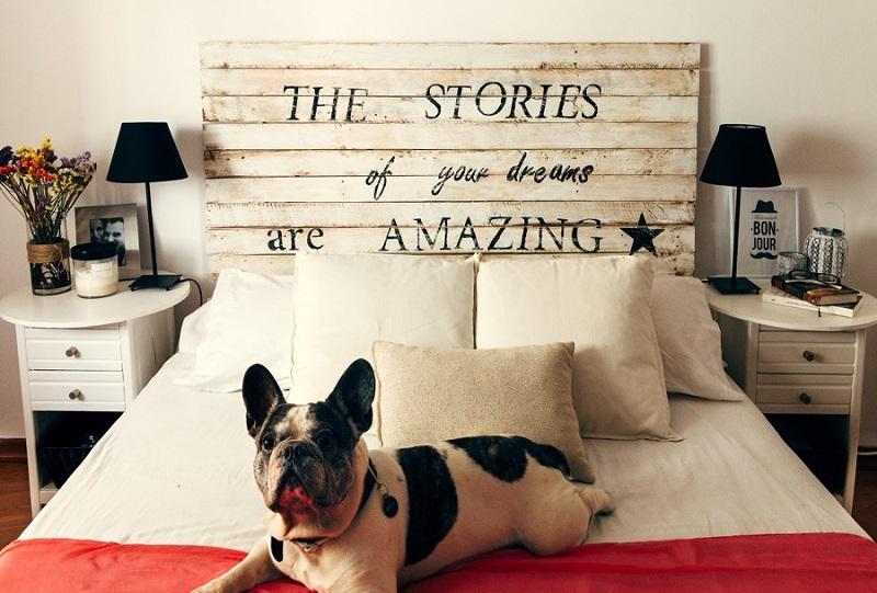 Come ti cambio la camera: 5idee originali per la testata del letto