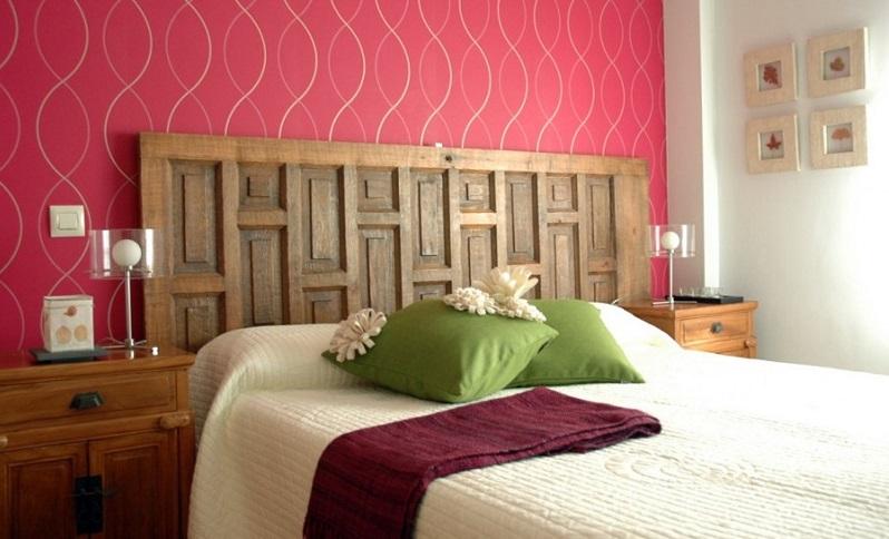 Come ti cambio la camera 5idee originali per la testata - Come fare una testata del letto imbottita ...