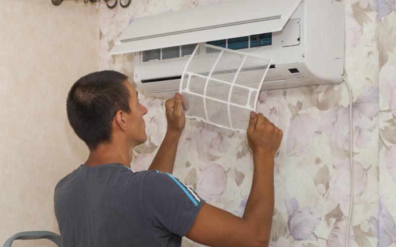 Come pulire il condizionatore di casa