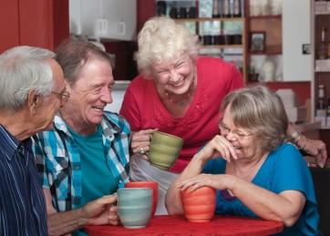 Cohousing per anziani, la nuova tendenza