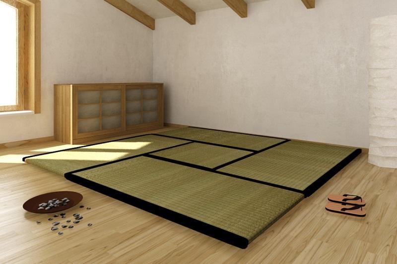 come creare un angolo zen in casa
