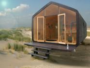 Wikkelhouse la casa di cartone dall'Olanda