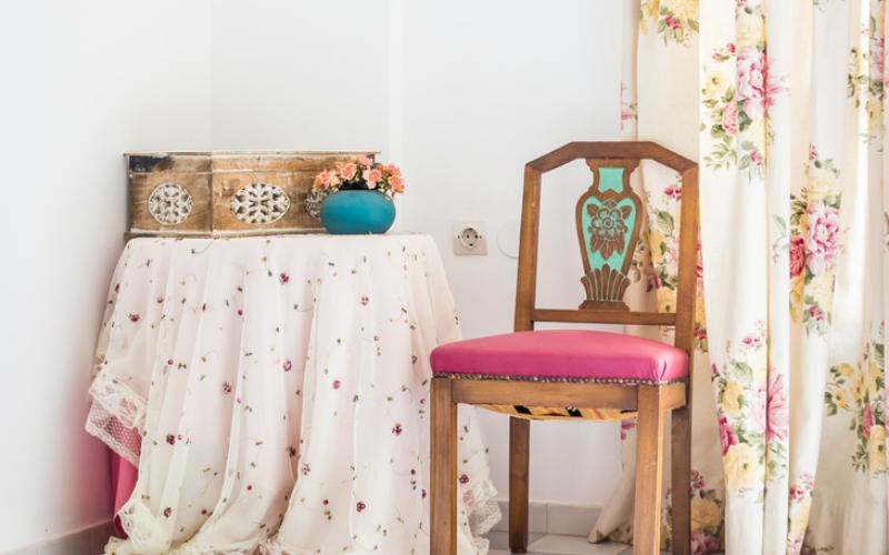 stile bohemien idee arredo casa : arredamento bohemien