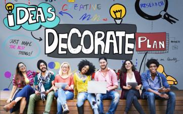 Decorare un appartamento per studenti in 5 passi