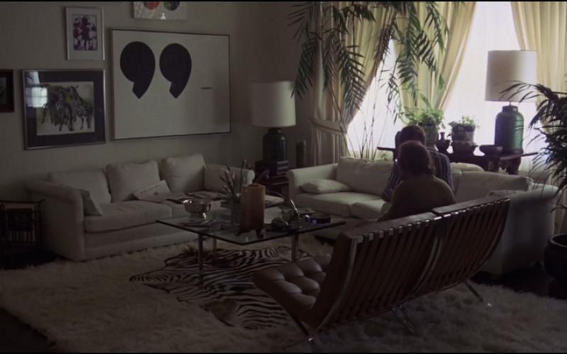 La decorazione delle case di Woody Allen