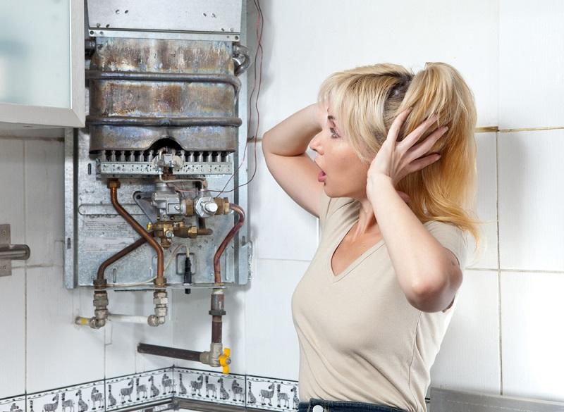 Chi paga se si rompe la caldaia in una casa in affitto