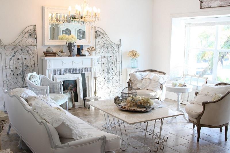 Arreda la tua casa con stile francese