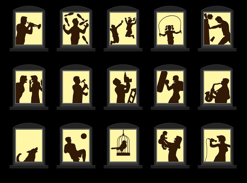 Rumori in condominio, il reato esiste solo se disturba tutti